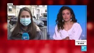 2020-10-29 13:10 Anti-terrorism prosecutors launch probe into Nice attack