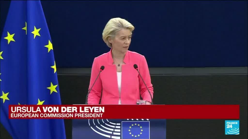 , Von der Leyen hails EU vaccine progress, pledges 200 million jabs for low-income countries, The World Live Breaking News Coverage & Updates IN ENGLISH