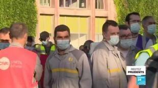 2020-05-29 14:01 Déjà en difficulté, Renault mise au pied du mur par la crise du coronavirus