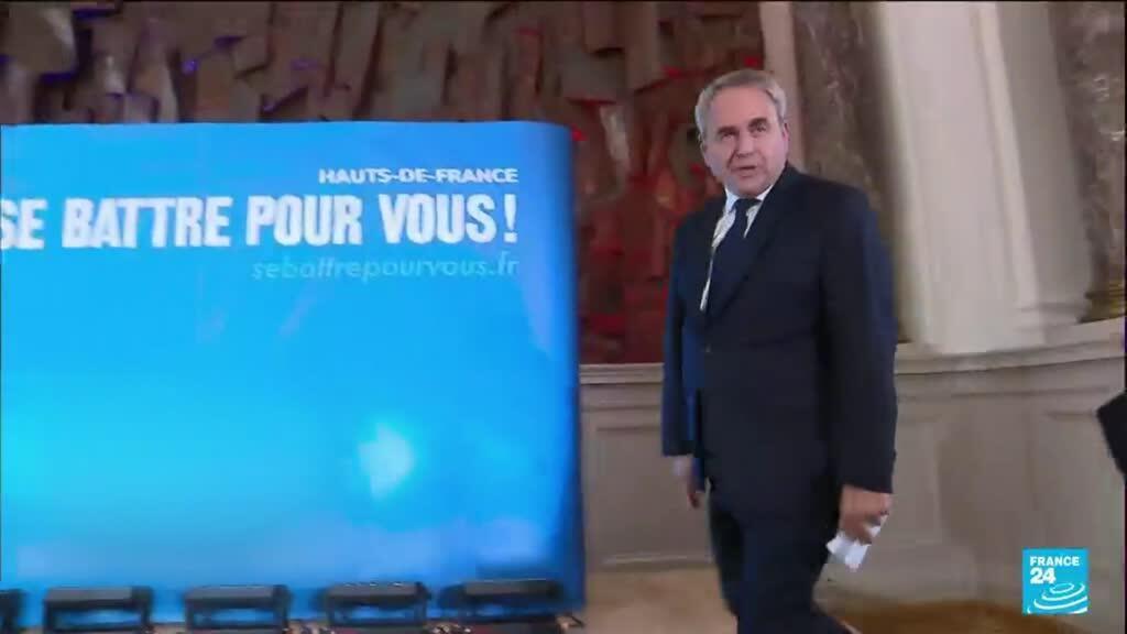 2021-10-12 15:04 Présidentielle en France : Xavier Bertrand participera au congrès de LR