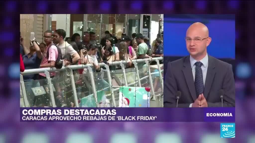 Venezuela vivió el primer 'Black Friday' de su historia reciente