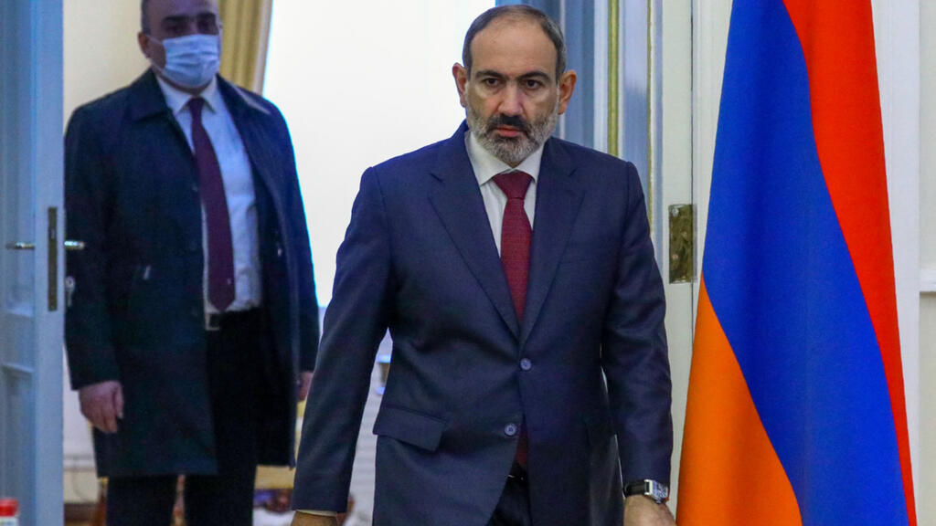 Armenian PM Pashinyan calls military's demand he resign 'an attempted coup'