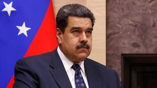 الرئيس الفنزويلي نيكولاس مادورو.