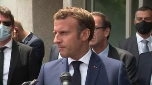 French President Emmanuel Macron has called for Lebanon's political elite to make swift and urgent reforms.