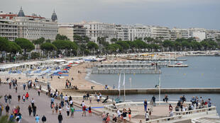 Cannes, Francia.