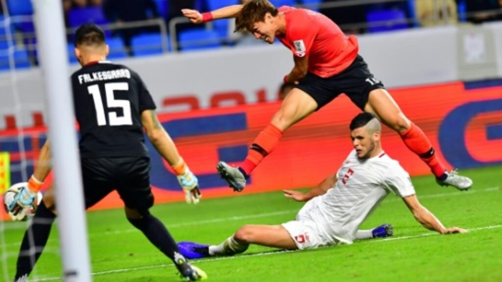 South Korea edge Sven's Philippines 1-0 at Asian Cup