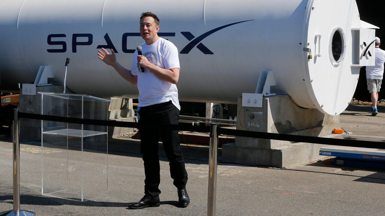 NASA selects Elon Musk's SpaceX to land first astronauts on Moon since 1972