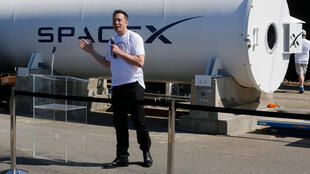 SpaceX Musk