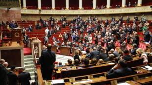 L'Assemblée nationale a adopté, jeudi 5 mars, le volet organique de la réforme des retraites.