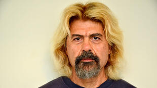 Christodoulos Xiros, 56 ans, a été interpellé samedi 3 janvier dans une commune du sud de la capitale grecque, à Anavyssos.