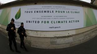 Paris accueillera du 30 novembre au 11 décembre la conférence internationale sur le climat (COP21).