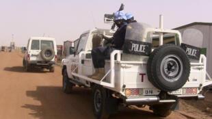 La Minusma est régulièrement visée par des attaques de groupes jihadistes au Mali.