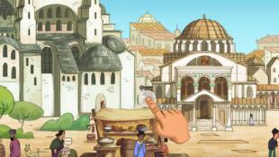 Le jeu Medelia est disponible sur les plateformes mobiles Android et iOS ainsi que sur le Web.