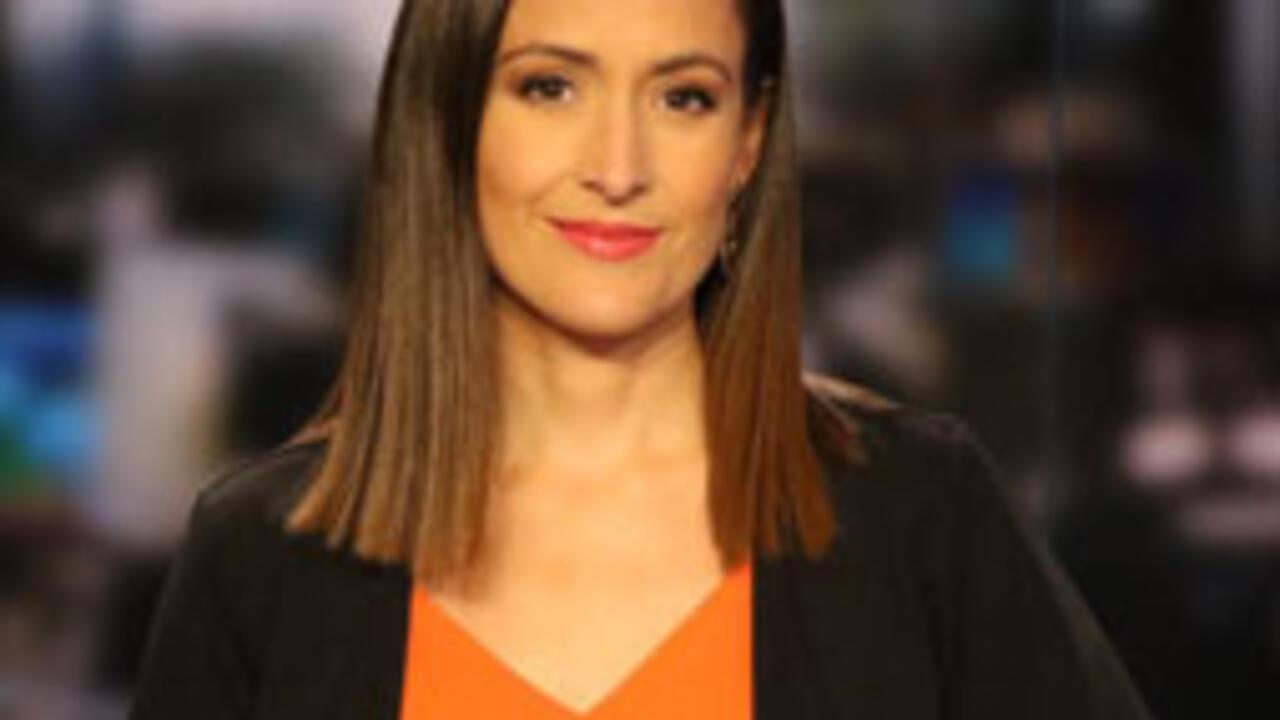 Claire Pryde France 24