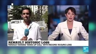 2020-07-30 12:09 Renault reports 'devastating' half-year figures