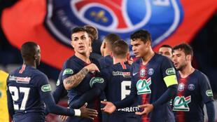 Le PSG n'a pas tremblé face au FC Nantes.