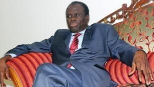 الرئيس المؤقت لبوركينا فاسو ميشيل كفاندو