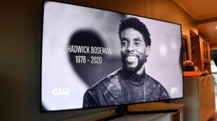 Le défunt Chadwick Boseman a été cité jeudi à deux reprises dans les nominations aux SAG Awards, récompenses décernées par le syndicat des acteurs américains qui sont souvent de bon augure pour la course aux Oscars