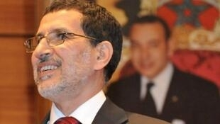 رئيس الوزراء المغربي سعد الدين العثماني