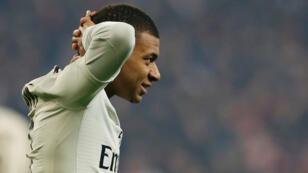 Kylian Mbappé devra encore patienter pour décrocher le titre en Ligue 1.