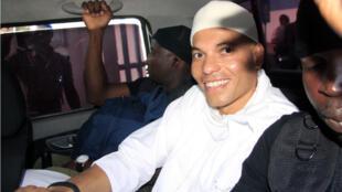 Karim Wade, fils de l'ex-président sénégalais, a été condamné à six ans de prison pour enrichissement illicite.