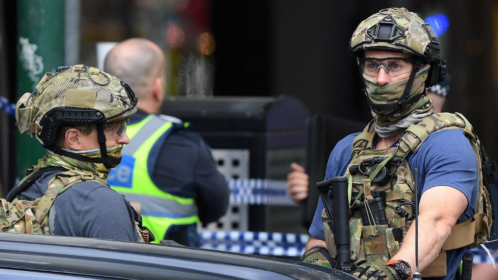 Las autoridades vinculan lo ocurrido en la calle Bourke de Melbourne el 9 de noviembre con un posible atentado terrorista.