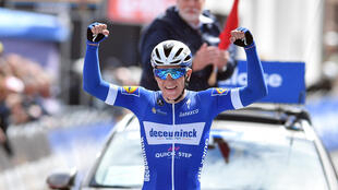Belgian rider Remco Evenepoel is to make his first Grand Tour appearance at the Giro in October