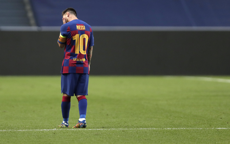 Messi Bayern Munich Barcelone