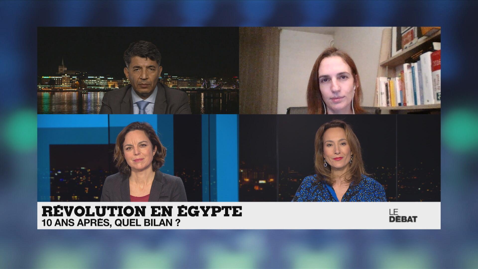 Le débat : révolution égyptienne, 10 après ?