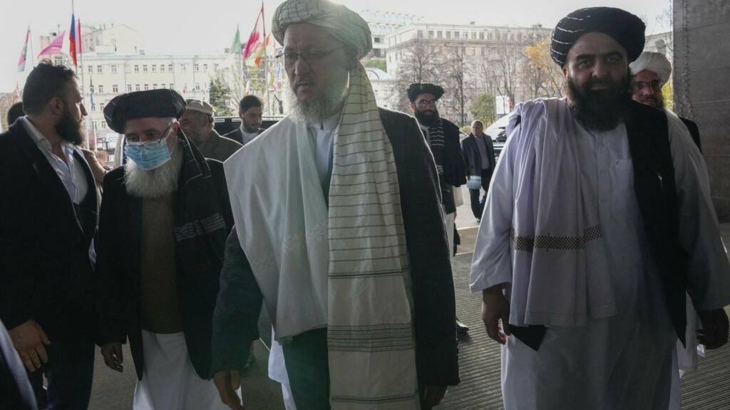Les Taliban accueillis en Russie à l'occasion d'une conférence internationale