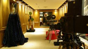 Gaumont a investit les sous-sols de son siège à Neuilly pour y installer son petit musée privé.