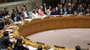 جلسة مجلس الأمن الدولي حول الوضع في بورما 28 آب/أغسطس 2018