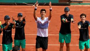 La 2e journée de Roland-Garros en direct.