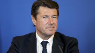 Le député-maire de Nice, Christian Estrosi, était, jeudi 13 novembre, en visite à Moscou.
