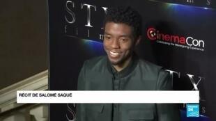 """2020-08-29 10:13 L'acteur de """"Black Panther"""" Chadwick Boseman est mort à l'âge de 43 ans"""
