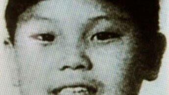 La seule photo connue de Kim Jong-un jusqu'à il y a deux ans.