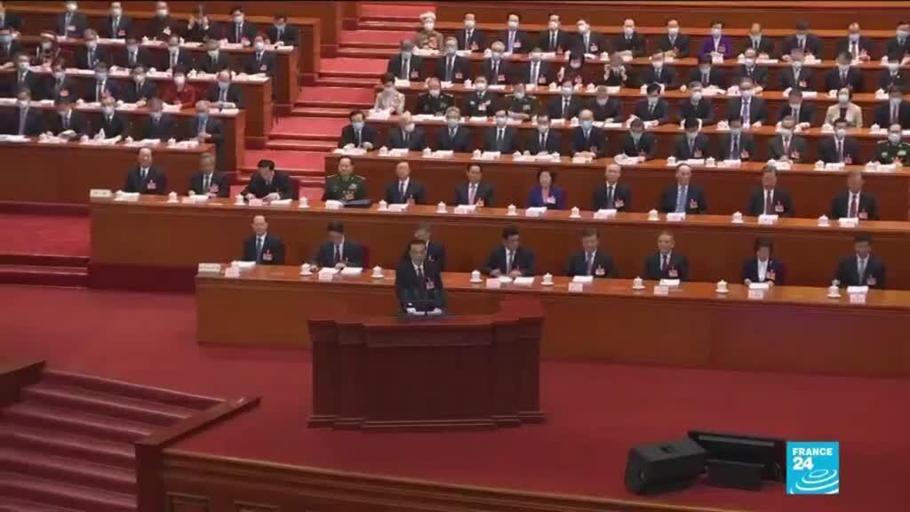 2021-03-05 08:07 Session du Parlement chinois : contrôle de Hong Kong et croissance forte au programme