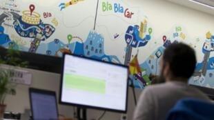 BlaBlaCar a levé 200 millions de dollars, un montant record pour une jeune pousse française.
