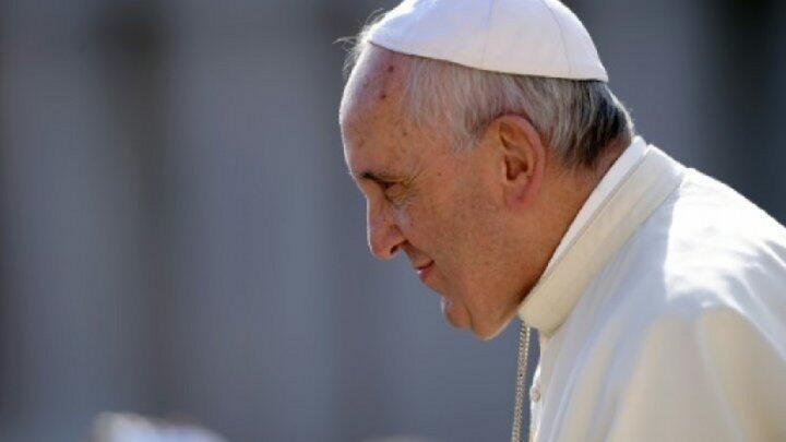 البابا فرنسيس في الفاتيكان في 9 أيلول/سبتمبر 2015