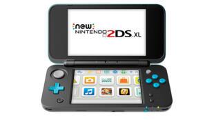 La nouvelle DS de Nintendo.