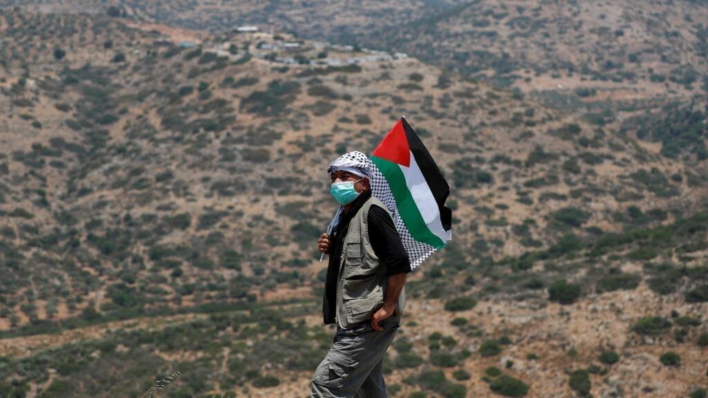 ألمانيا وفرنسا ومصر والأردن تؤكد أنها لن تعترف بأي تغيير في حدود 1967 دون اتفاق فلسطيني إسرائيلي