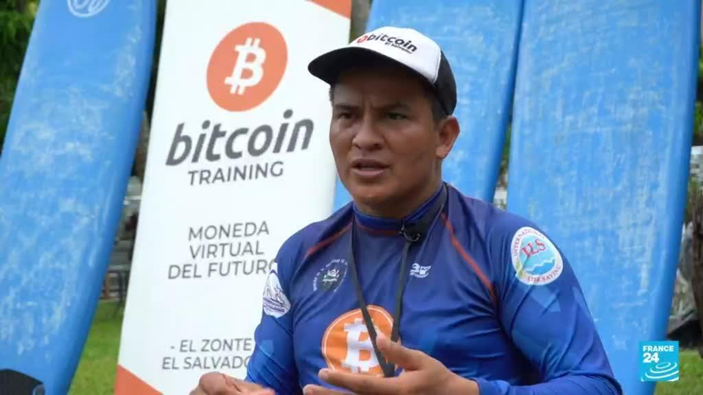 2021-09-06 19:09 Así fue como el bitcoin llegó a El Salvador para convertirse en moneda legal