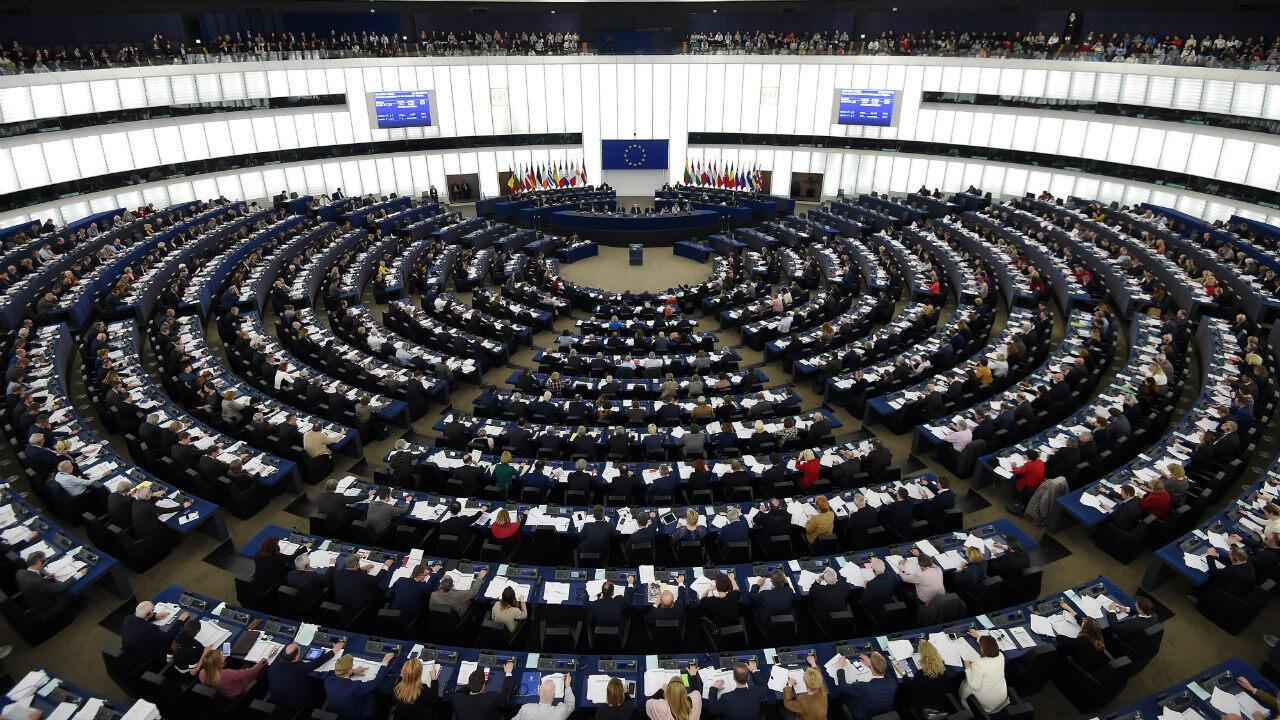 Le Parlement européen passera de 751eurodéputés à 705après la sortie du Royaume-Uni.