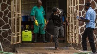 """La République démocratique du Congo fait """"face à une nouvelle épidémie"""" de fièvre hémorragique Ebola, a anoncé le ministère de la santé."""