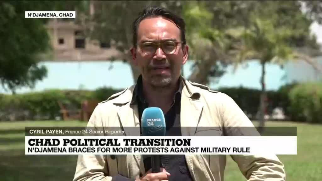 2021-04-28 14:16 Chad political tensions: N'Djamena braces for more protests against military rule