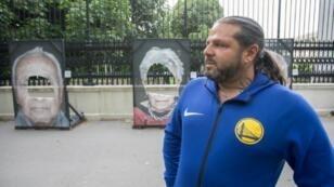 "Italian-German photographer Luigi Toscano said he was ""devastated"" over the attack"