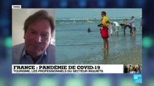 """2020-05-29 13:04 """"La situation reste fragile"""" : les professionnels du tourisme inquiets"""