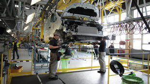 French Renault car maker production plant in Sandouville, northern France, was shut down on saturday due to the wave of global cyber attacks.