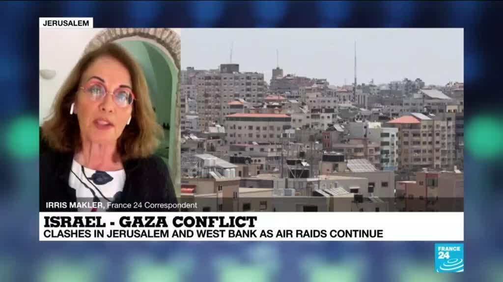 2021-05-19 13:02 Israel says assessing conditions for ceasefire in bloody Gaza conflict