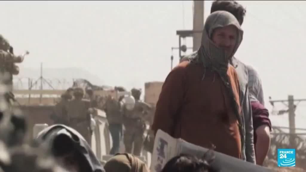 2021-08-24 14:12 Les Taliban au pouvoir en Afghanistan : les évacuations s'accélèrent, les membres du G7 se réunissent